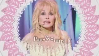 Dolly Parton Pure & Simple TV Advert