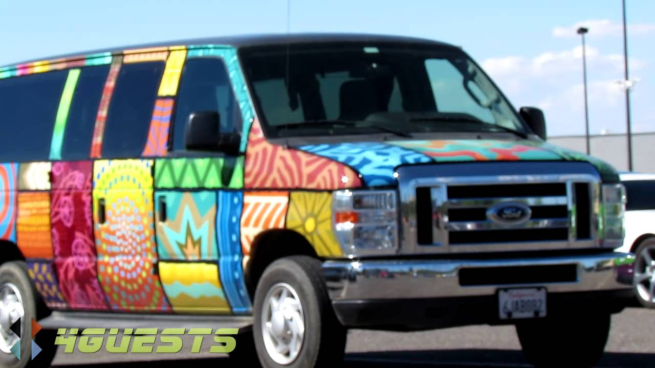Vans San Francisco >> ESCAPE CAMPERVAN USA, RENTAL TOUR CAMPER VAN - YouTube