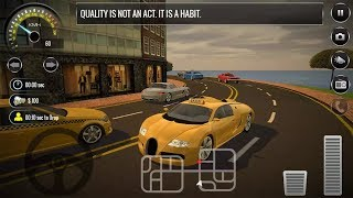 New York taxi driver 3D 2018 Android Gameplay