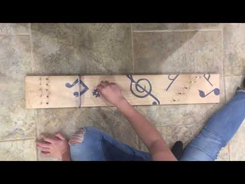 Physics Musical Instrument Project