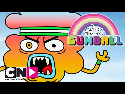 The Amazing World of Gumball   Survival Song   Cartoon Network