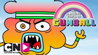 The Amazing World of Gumball | Survival Song | Cartoon Network