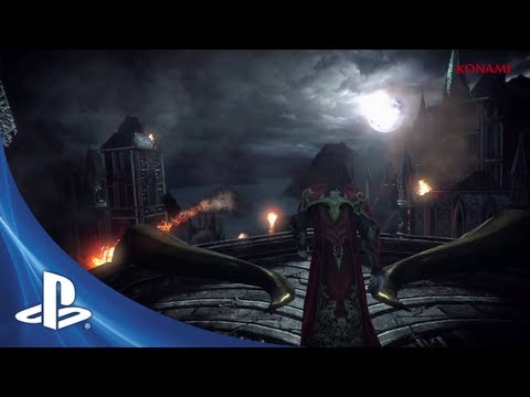 Castlevania: Lords of Shadow 2 E3 Trailer   E3 2013