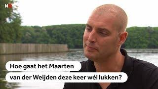 ZWEMTOCHT: Zo moet het Maarten van der Weijden nu wél lukken