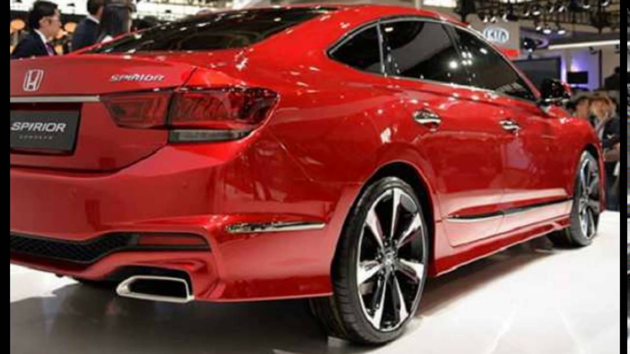 2017-2018 Honda Accord ~ Review, Price, Specs, Release ...