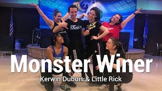 Monster winer - Kerwin Du Bois & Lil Rick - Dance l Chakaboom Fitness Choreography