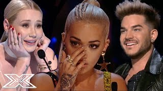 america's got talent golden buzzer moments