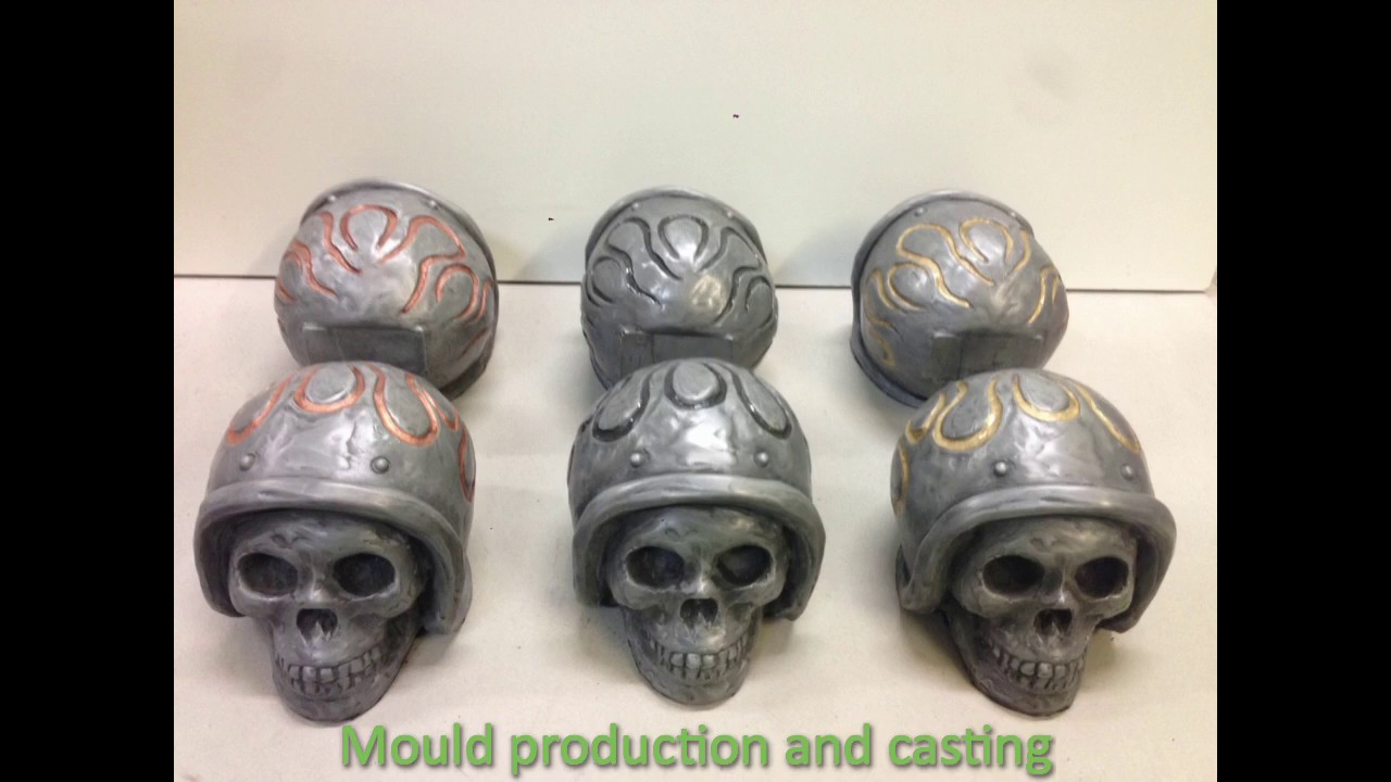 Mould Making and Casting Workshops - Claire Tennant Workshop