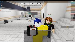 Scp site 83 gameplay ( roblox )