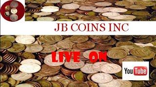 Wednesday night half dollar coin roll hunt