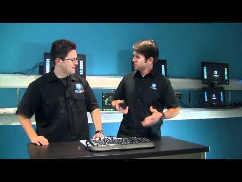 SolidBox TV - Logitech K350 Keyboard & Performance MX Mouse