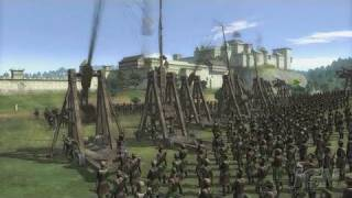 Medieval II: Total War PC Games Gameplay - GC 2006: Battle