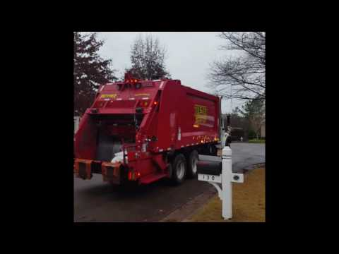 Waste Management: Premier Rentals Rear Loader