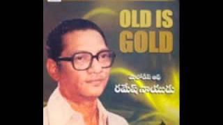 Navaminaati Vennela Nenu (Sivaranjani) - RameshNaidu Music.flv