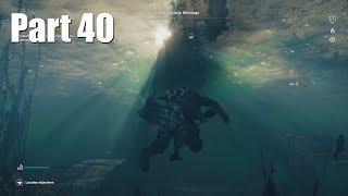 Assassins Creed Origins [Part 40]: Underwater Treasure and Sky Treasure!