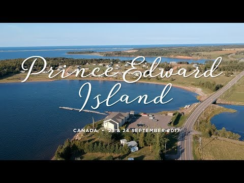 Prince Edward Island [DJI Spark Camera Drone Video]