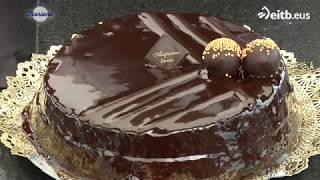 Errezeta: Sacher tarta