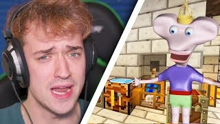 WHY DOES THIS MINECRAFT VIDEO EVEN EXIST.. (So Weird)
