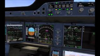 getting to know... - FlightFactor A350 XWB on XP 10.36 - Flight to Toulouse Part 12 [German]