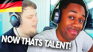 AMERICAN REACTS TO GERMAN RAP FREESTYLE | TANZVERBOT - EXCLUSIVE ⚡ JAM FM