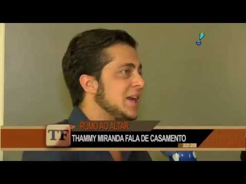 Thammy Miranda confirma que recusou convite para novela global