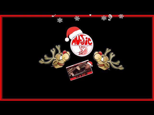 Auguri di un sereno Natale ed un felice anno nuovo