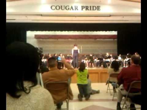 Cucamonga Middle School Concert Band