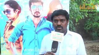 Velmurugan At Ivan Yaar Endru Therigiratha Movie Team Interview