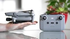 DJI Mavic Air 2 - Besser als Mavic 2 Pro & Mini ? Die beste Drohne 2020  // TEIL1 Deutsch