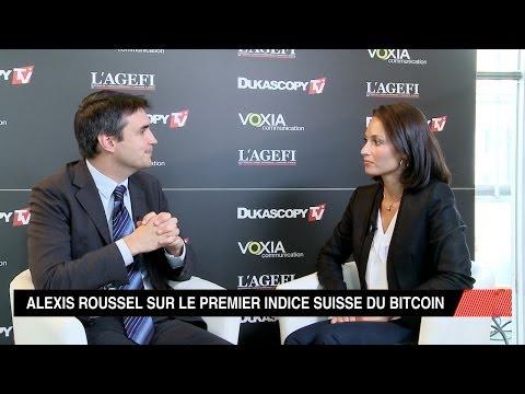 Premier indice bitcoin suisse
