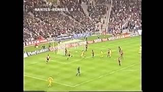 1998/1999, Nantes-Rennes : 2-1