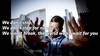 kaskade we dont stop with lyrics