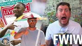Liverpool meltdown over keita & van dijk transfers