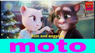 Moto ! Tom and angela version song. Ajay hooda ! anjali raghav ( haryanvi song ) . master of music