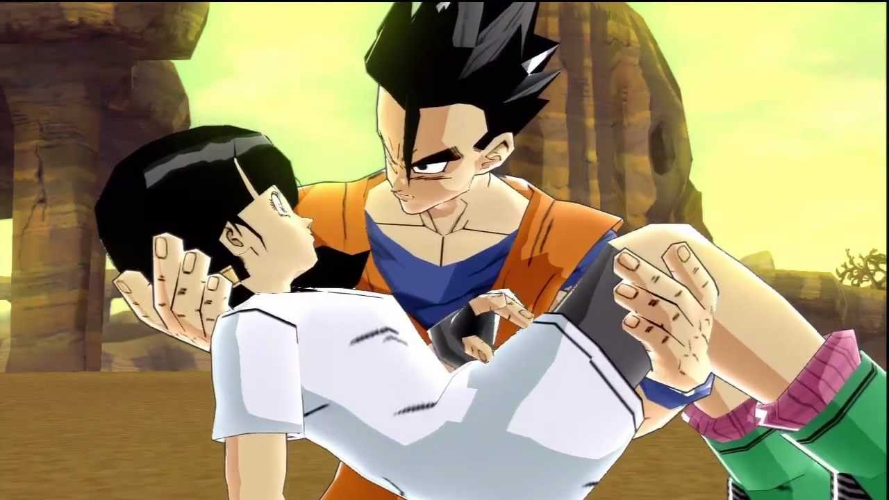 Dragonball Z Budokai 3 HD Collection Ultimate Gohan