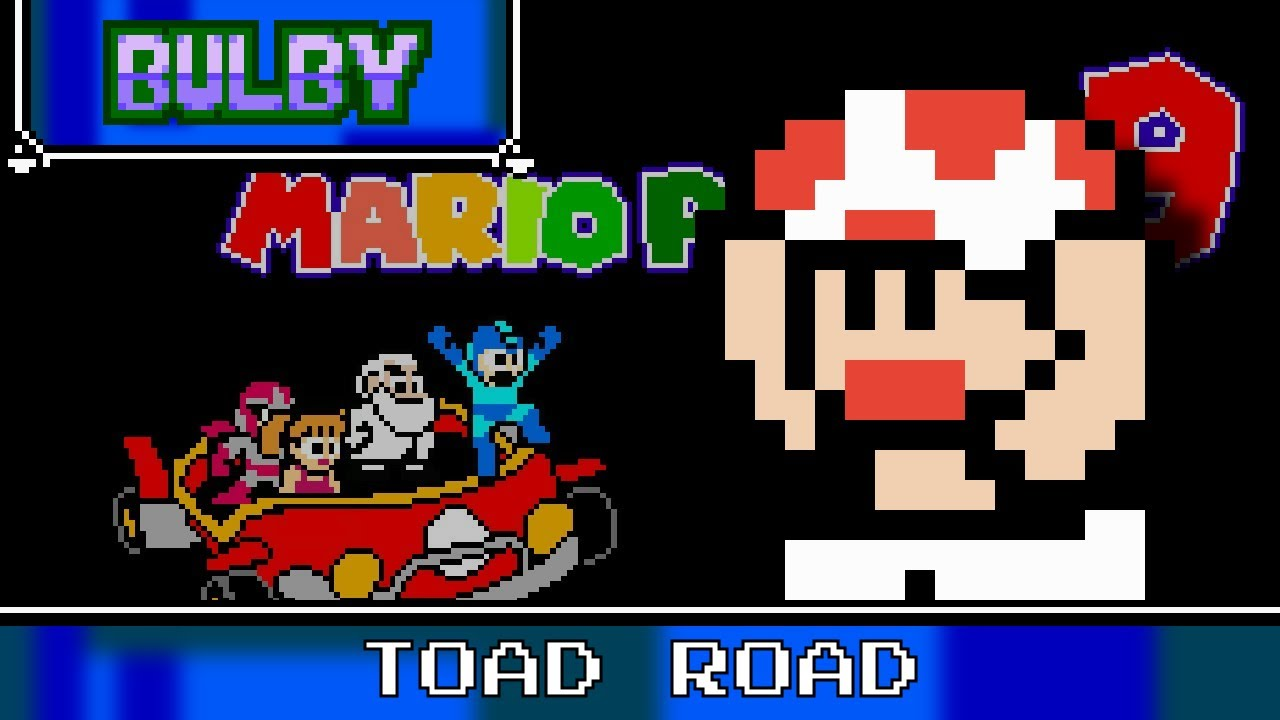 Toad Road 8 Bit Mario Party 9 Youtube