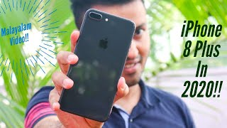 iPhone 8 Plus Malayalam review in 2020