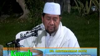 "KISWAH KH. Abdurrahman Navis, Lc., M.HI  ""Wali Songo Penyebar Agama Islam di Indonesia"" 6"