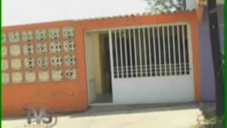 TVS Noticias.- Narco laboratorio desmantelado, Coatzacoalcos, Veracruz