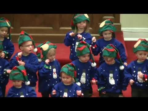 Holy Trinity Preschool Christmas Program 2017