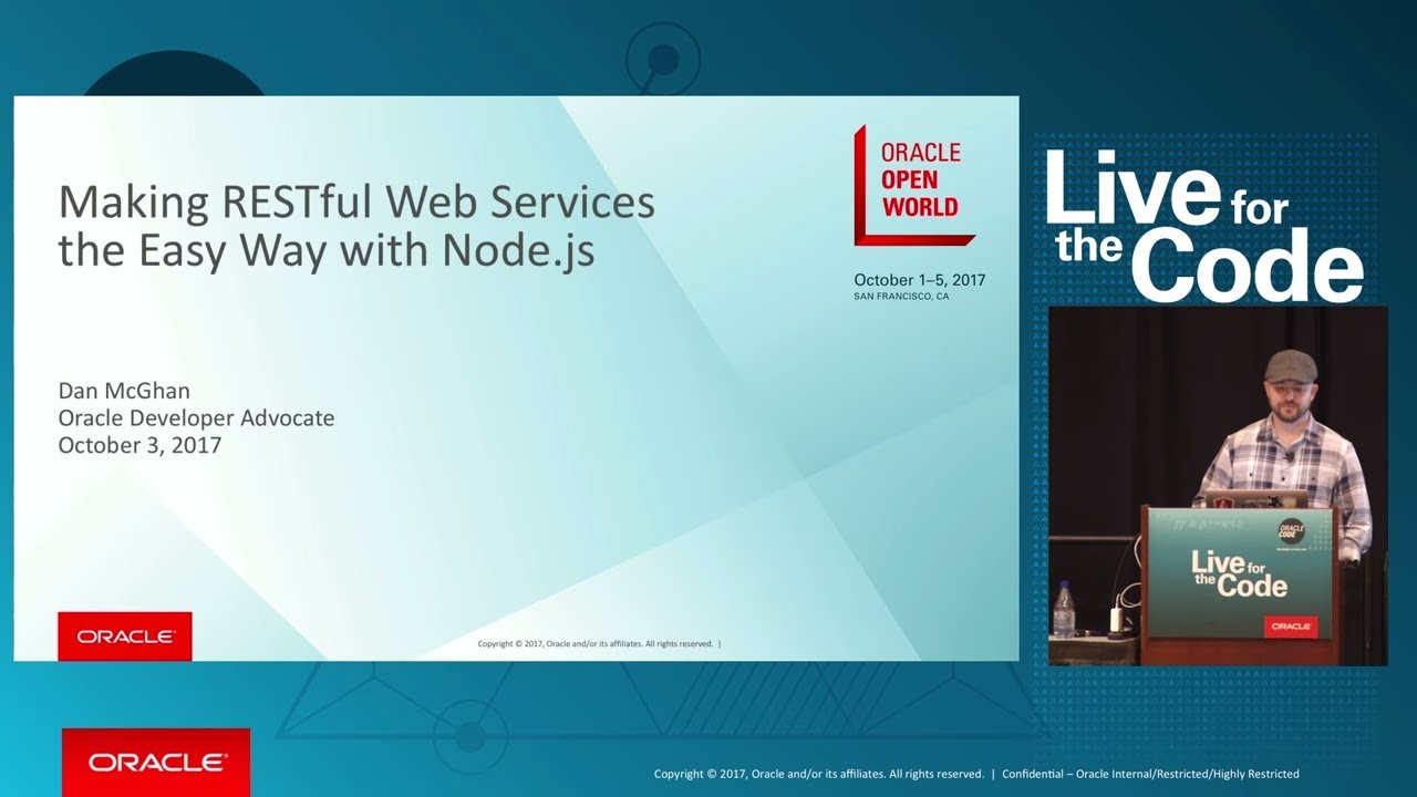 Creating RESTful Web Services the Easy Way with Node js