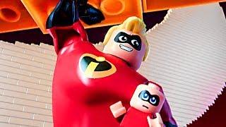 LEGO THE INCREDIBLES Trailer (2018)
