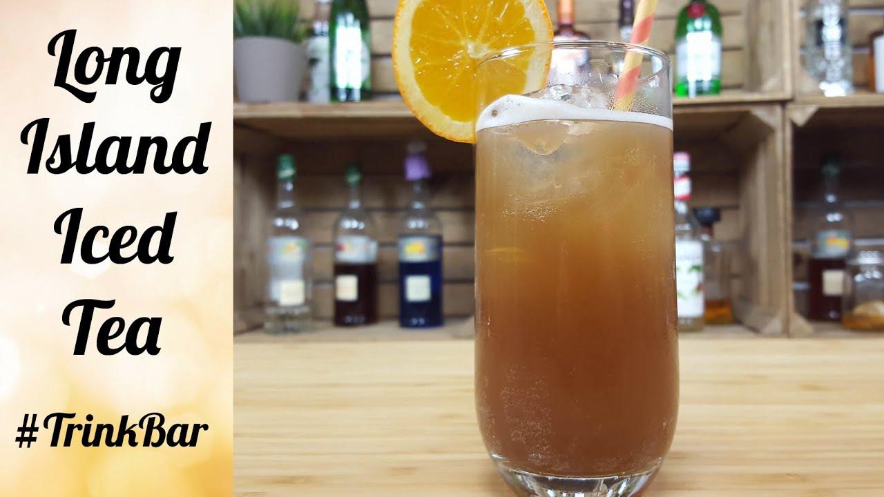 long island iced tea cocktail selber machen rezept trinkbar youtube. Black Bedroom Furniture Sets. Home Design Ideas