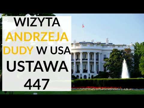 Prezes Koalicji Polonii Amerykańskiej: W sprawie ustawy 447 nie możemy liczyć na polski rząd