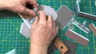 Cardstock Construction in N Scale, HO Scale, O Scale