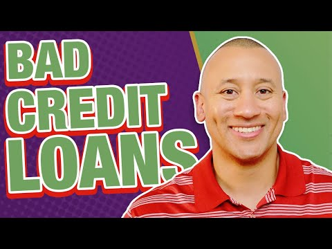 Personal Loans For Bad Credit (FULL GUIDE)