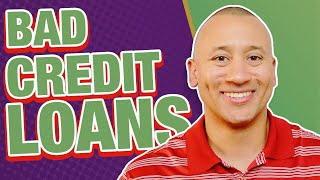 Best Bad Credit Loans Of 2021 The Simple Dollar
