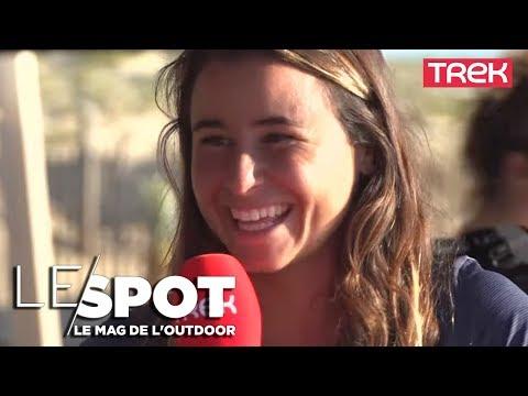 Le Spot: spécial surf féminin au Roxy Pro - Trek TV