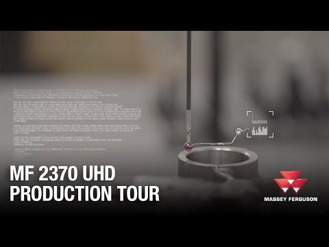 Discover Hesston | MF 2370 UHD Production Tour