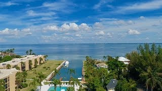 Elegant Water Front Condo Longboat Key Florida  Home for Sale Sarasota Real Estate Youtube Video